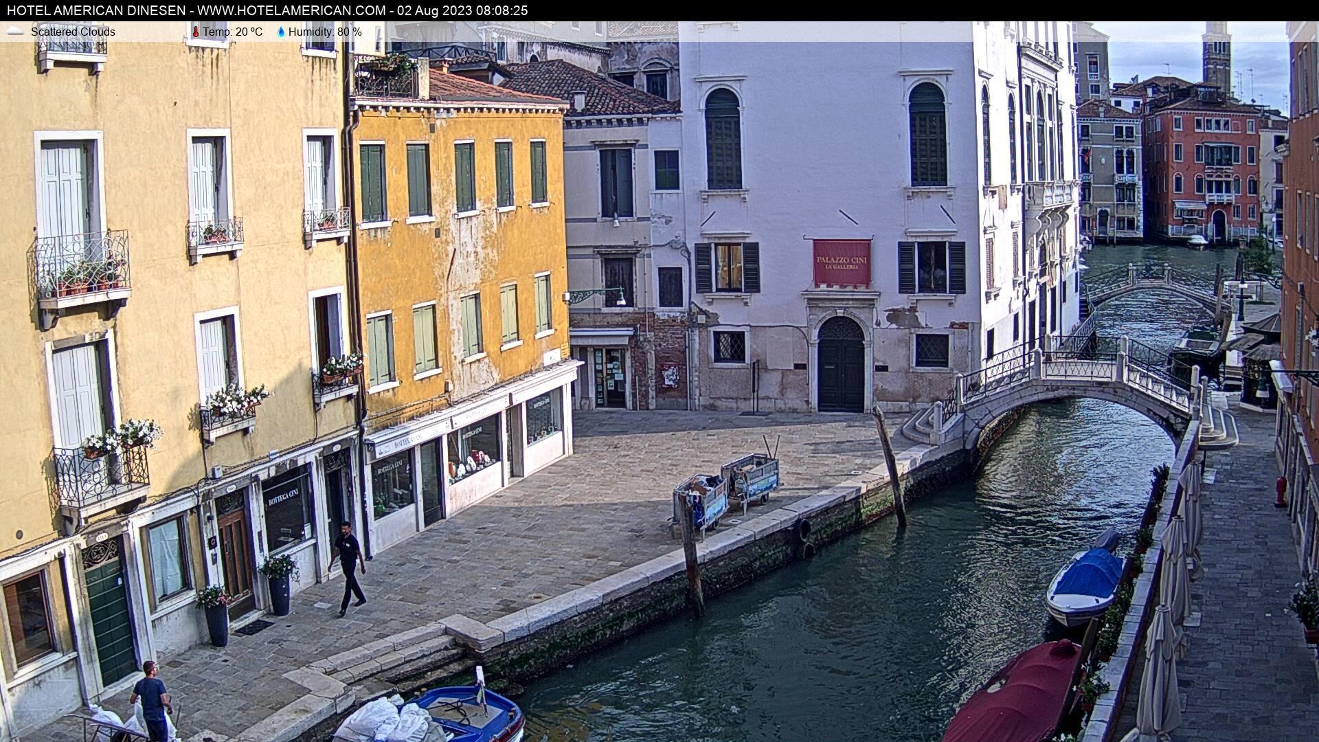 Venedig Sa. 08:08