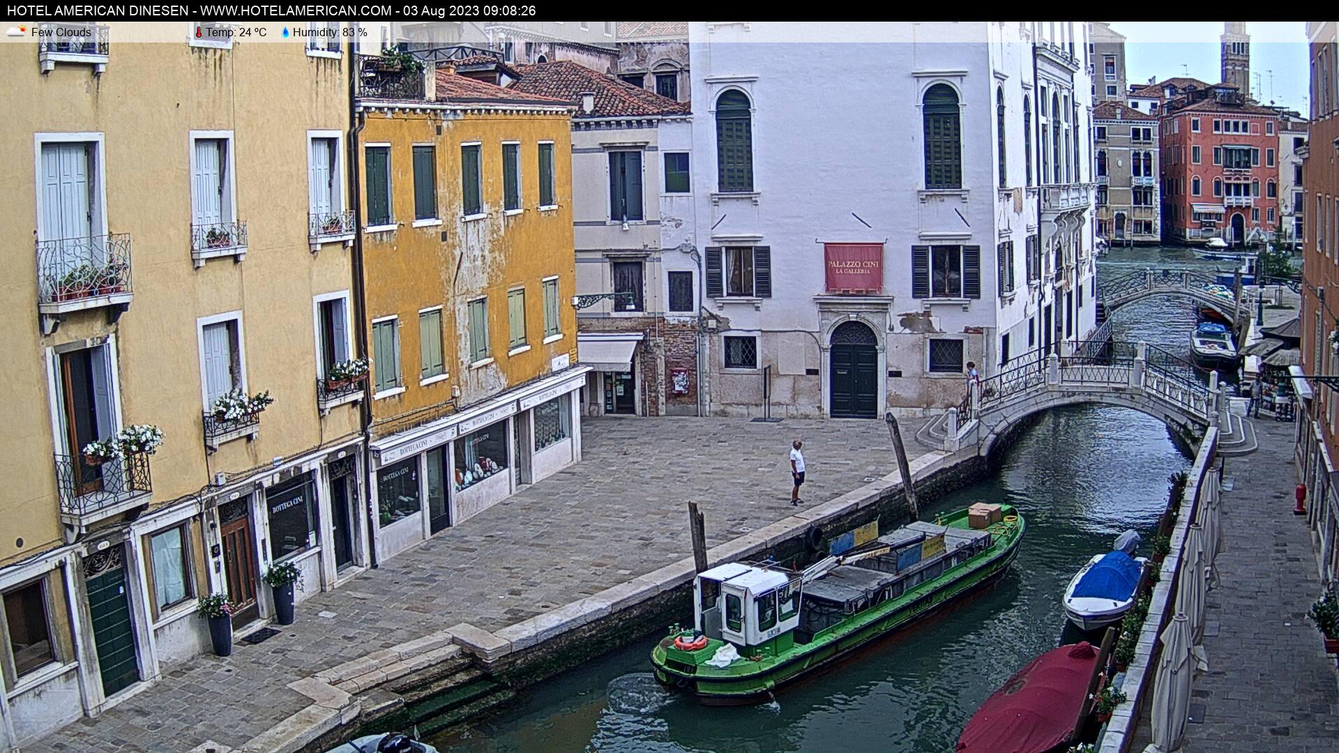 Venedig Sa. 09:08