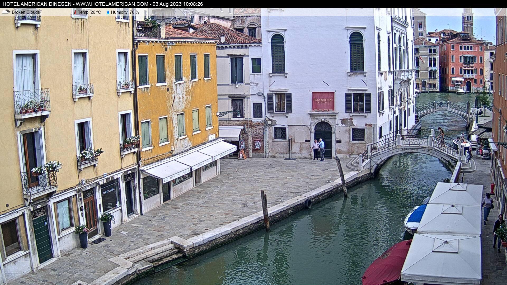 Venedig Sa. 10:08