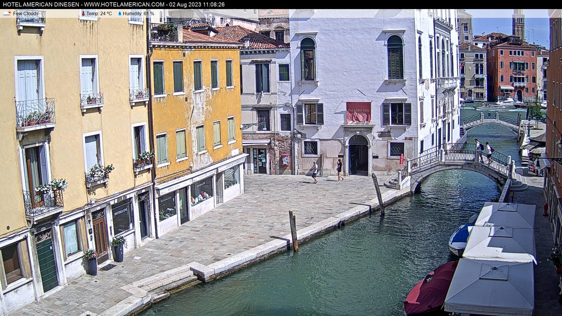 Venedig Sa. 11:08