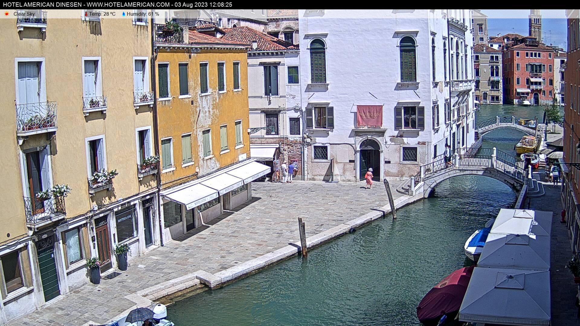 Venedig Sa. 12:08