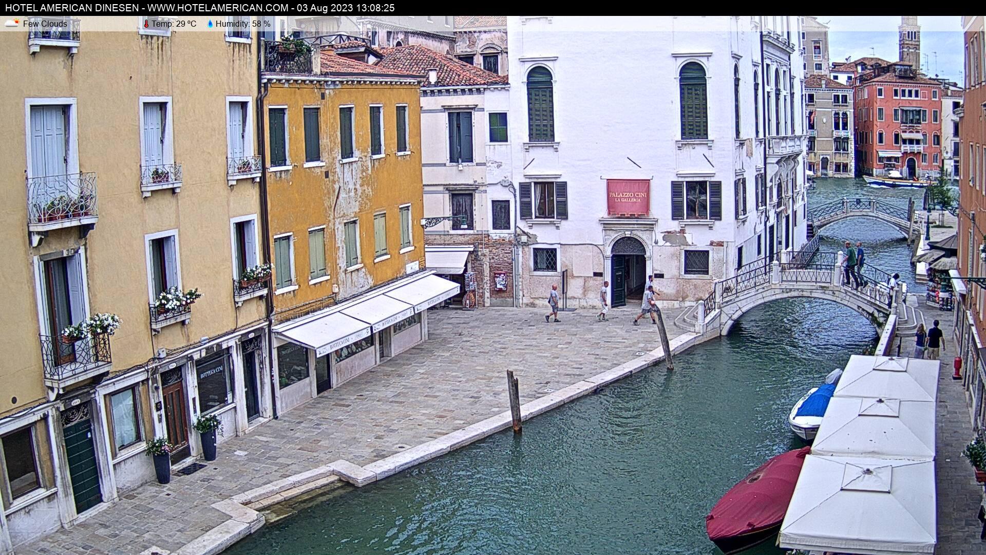 Venedig Sa. 13:08