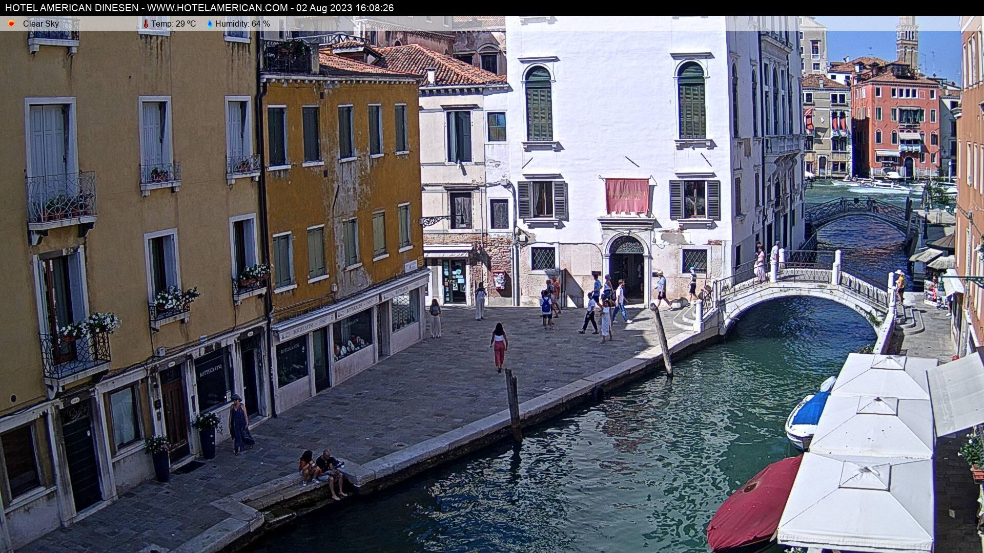 Venedig Sa. 16:08