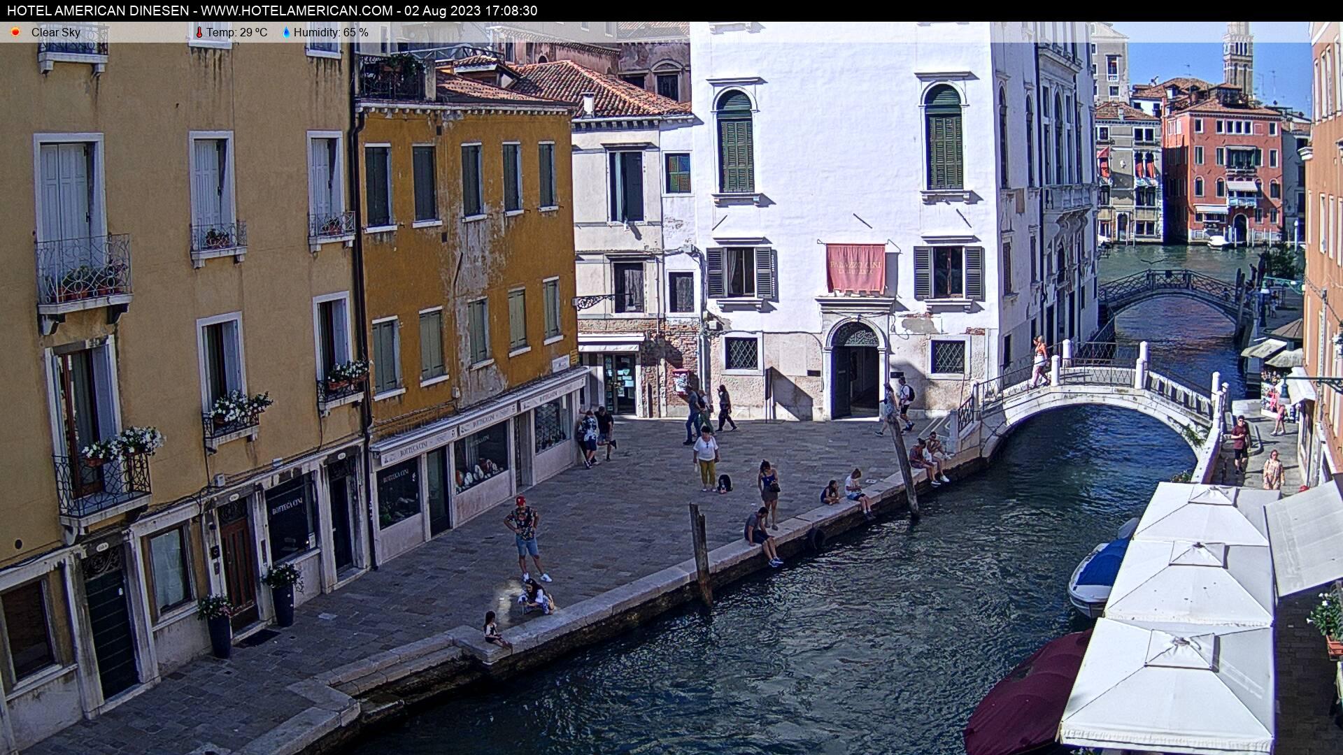 Venedig Sa. 17:08