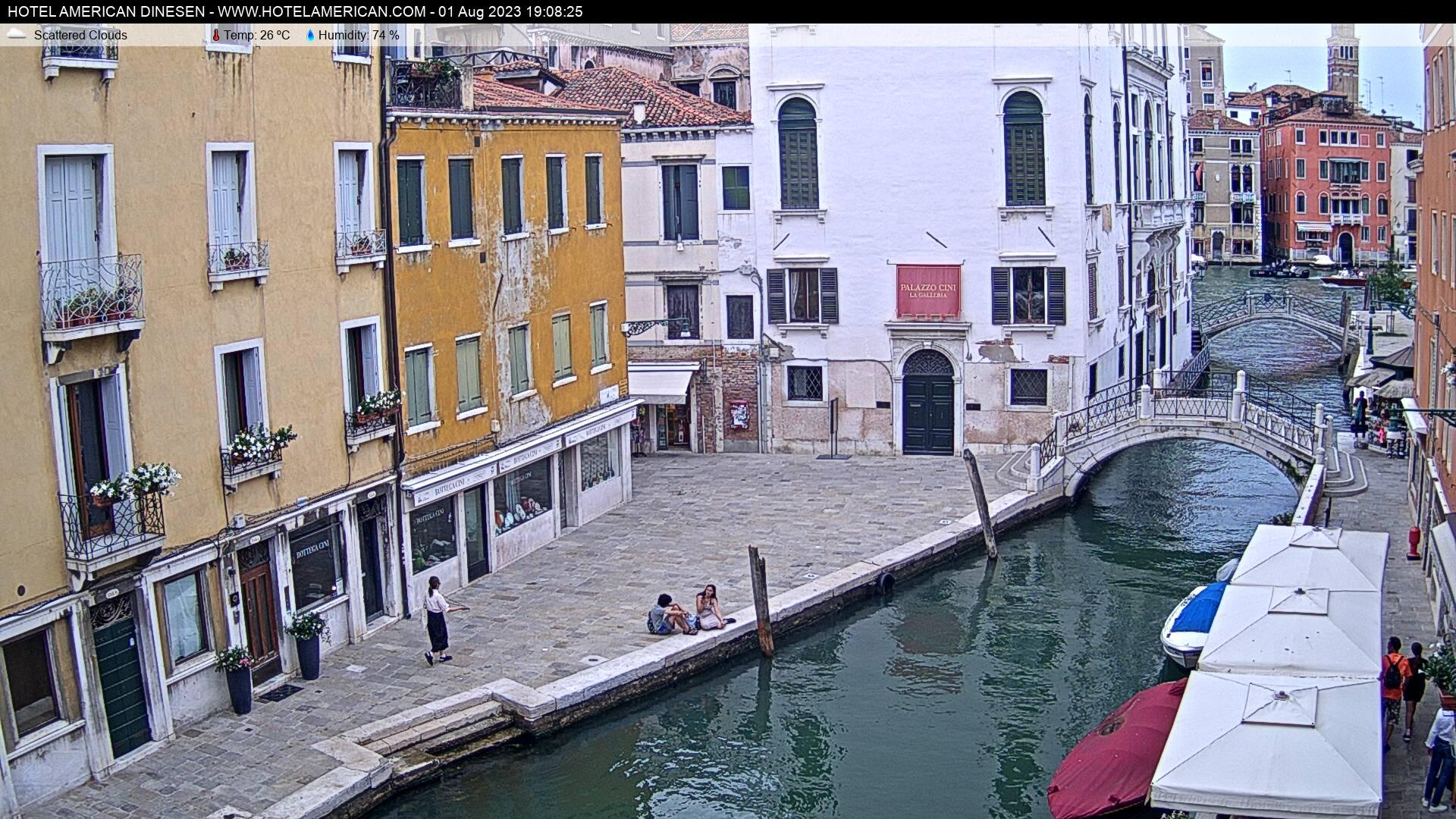Venedig Sa. 19:08