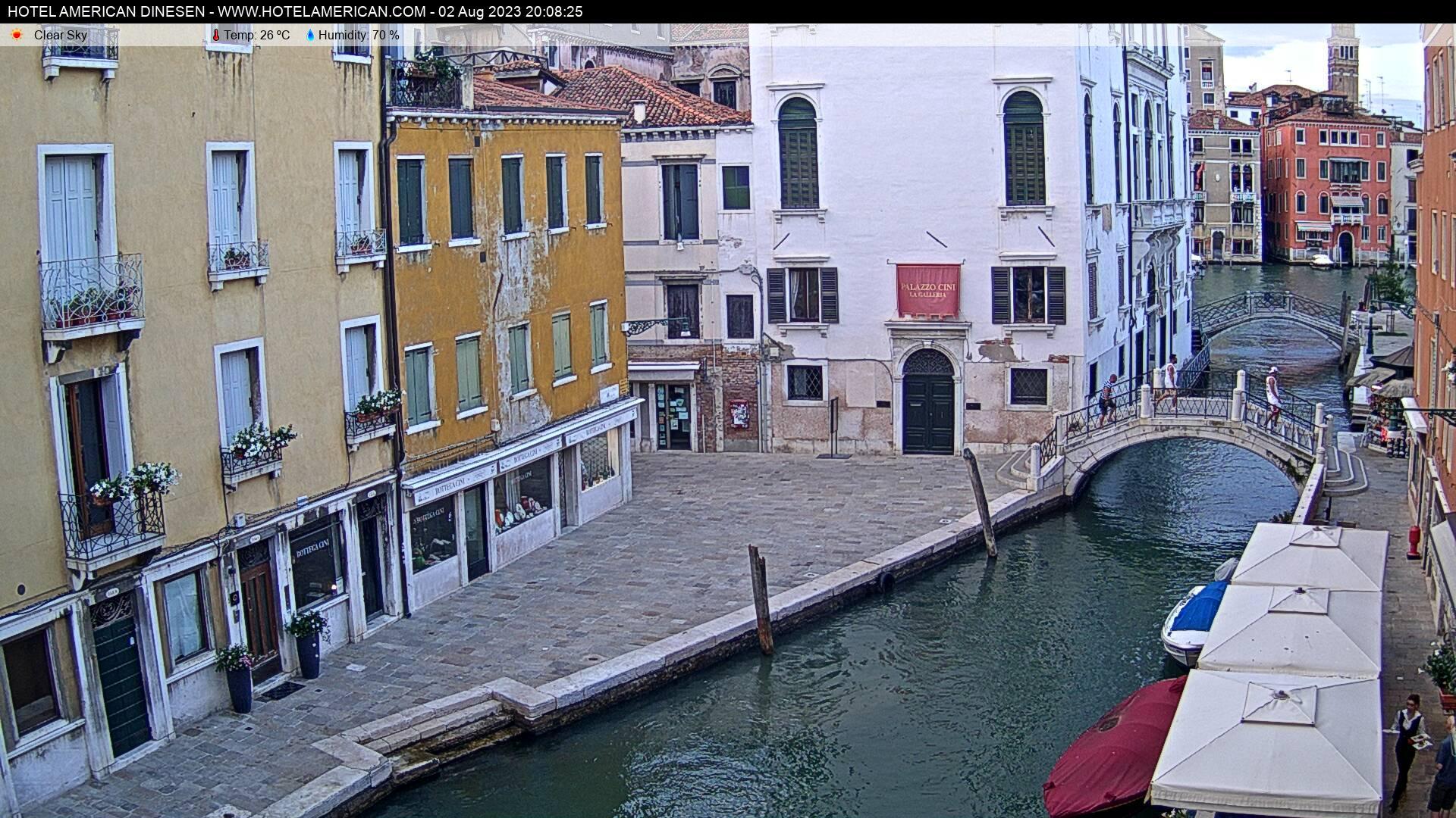 Venedig Sa. 20:08