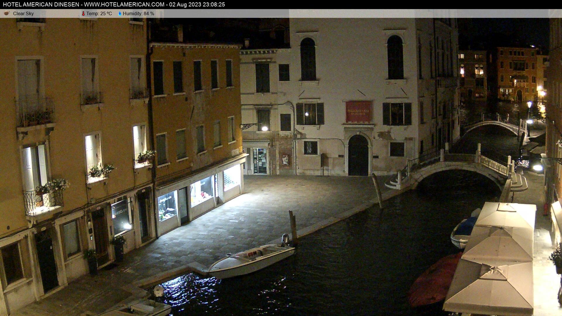 Venedig Sa. 23:08