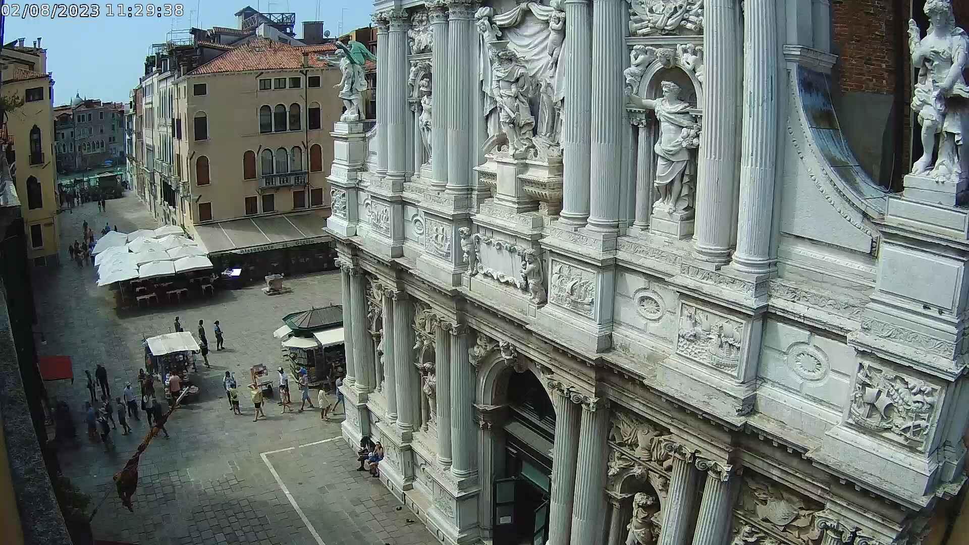 Venedig Sa. 11:30