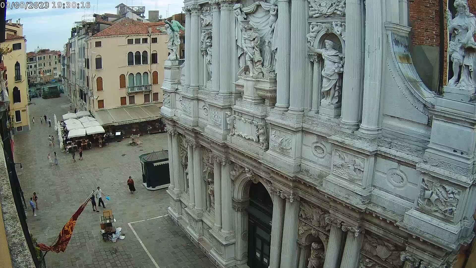 Venedig Sa. 19:30