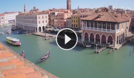 Webcam Venice: Livestream Grand Canal