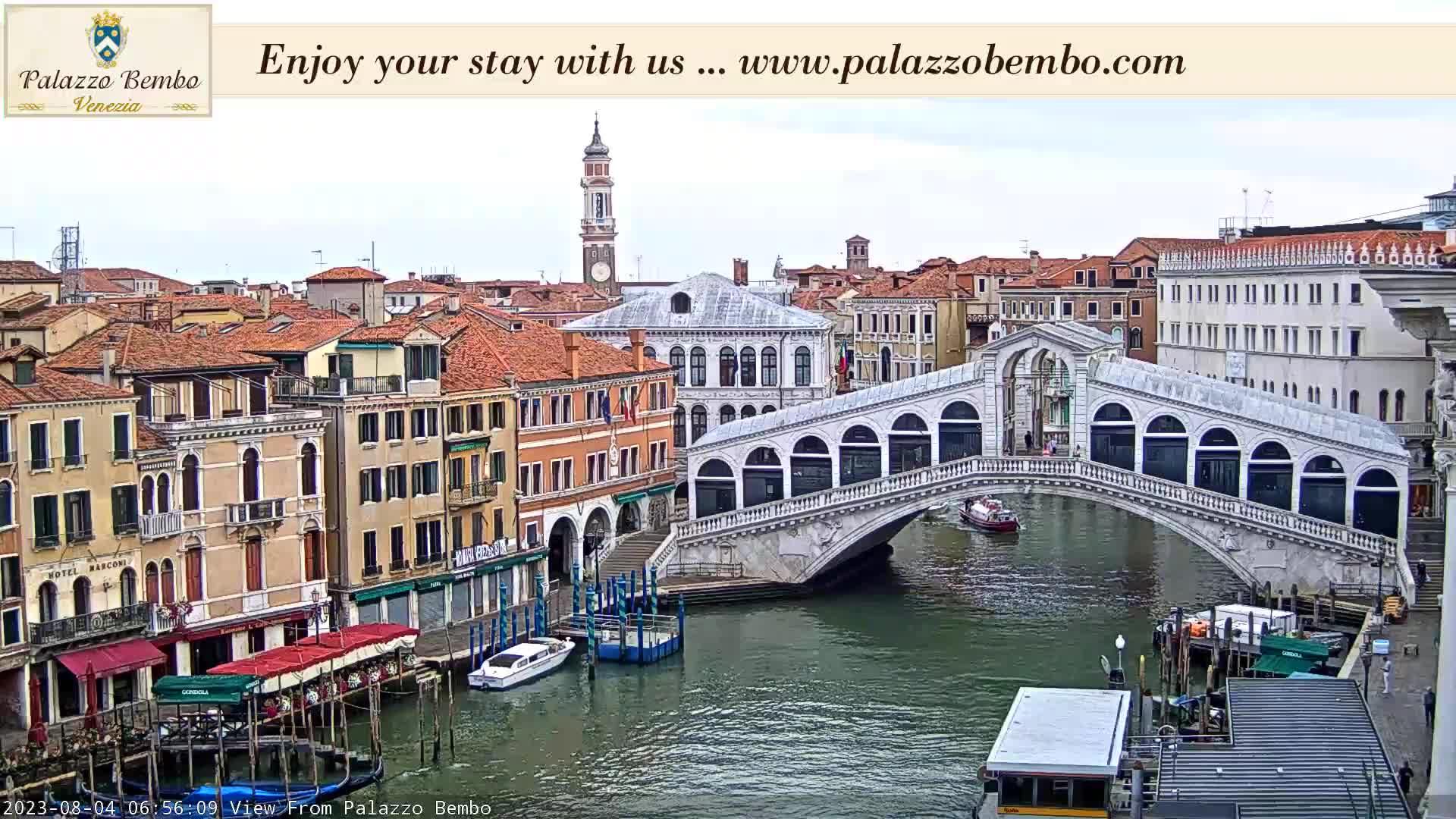 Venice Mon. 06:56