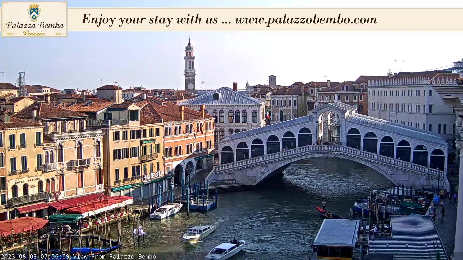 Venice Mon. 07:56