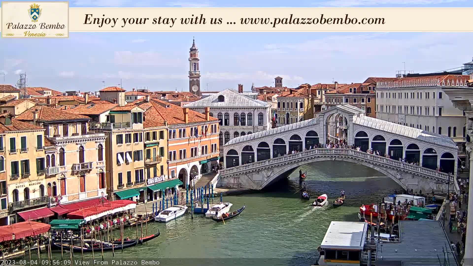 Venice Mon. 09:56