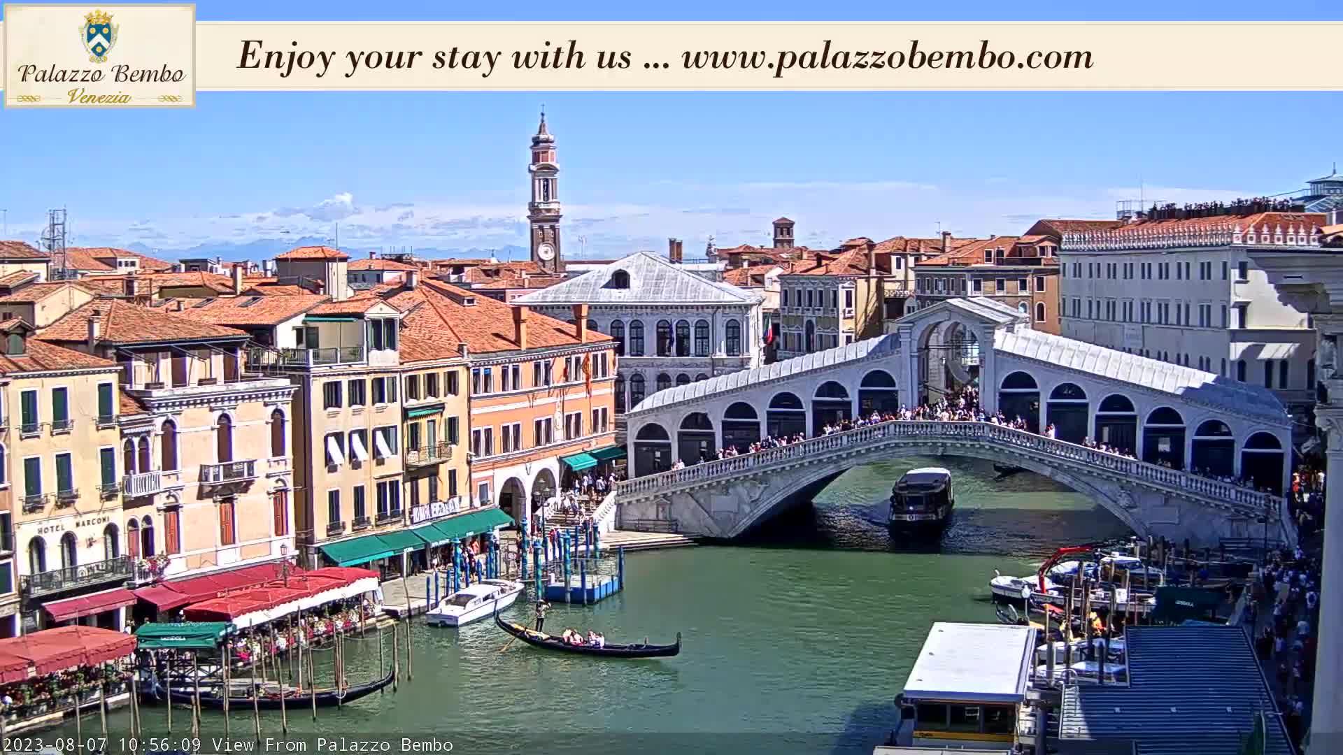 Venice Mon. 10:56