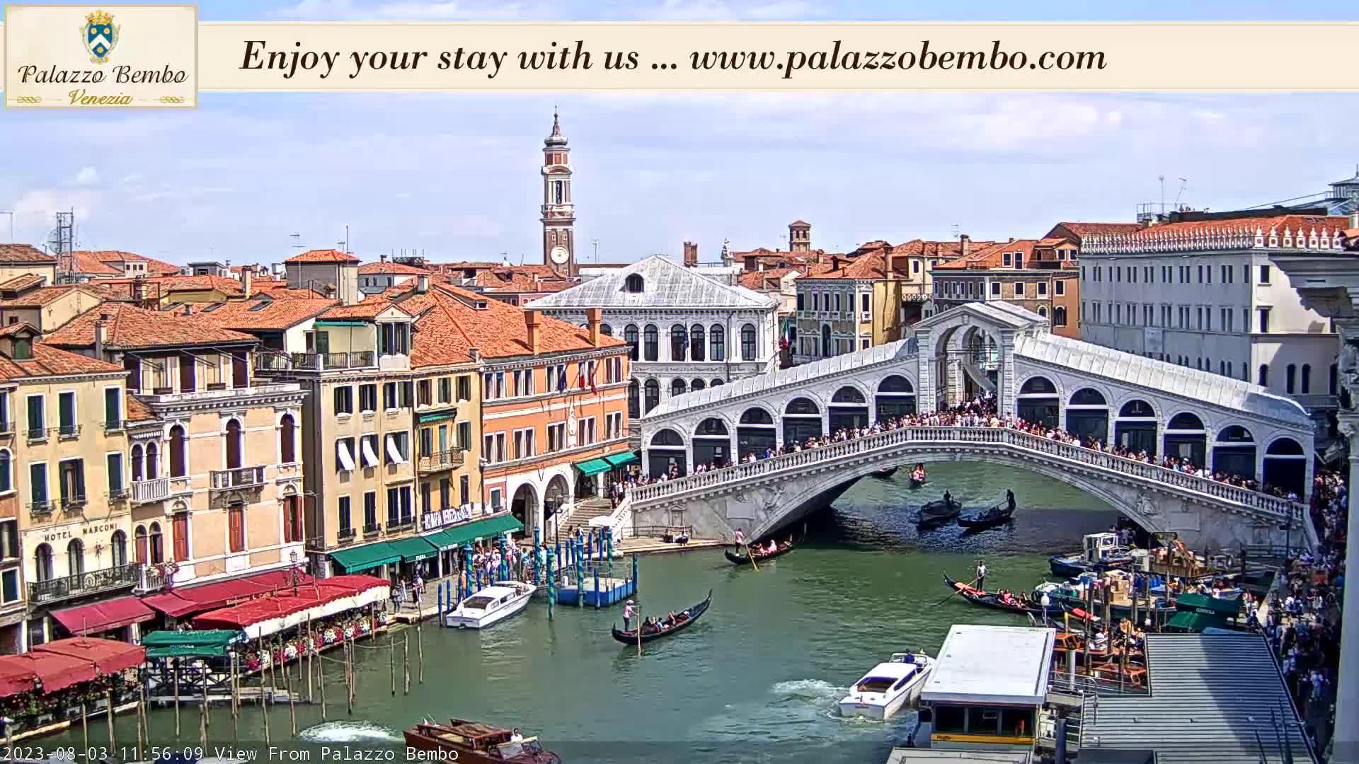 Venice Mon. 11:56