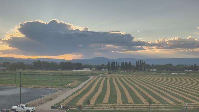 Vernal, Utah Fri. 06:56