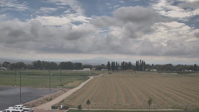 Vernal, Utah Fri. 10:56