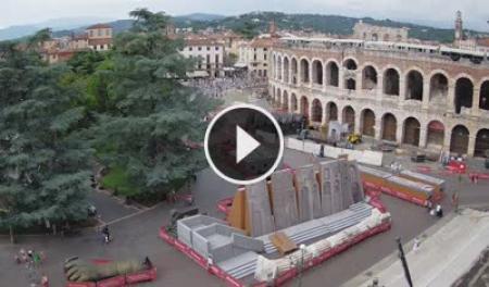 webcam verona livestream arena di verona