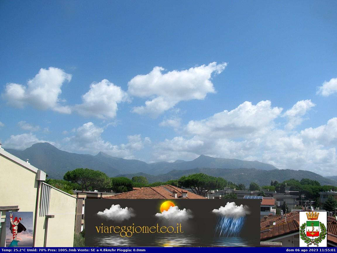 Webcam viareggio view over viareggio - Bagno america forte dei marmi ...