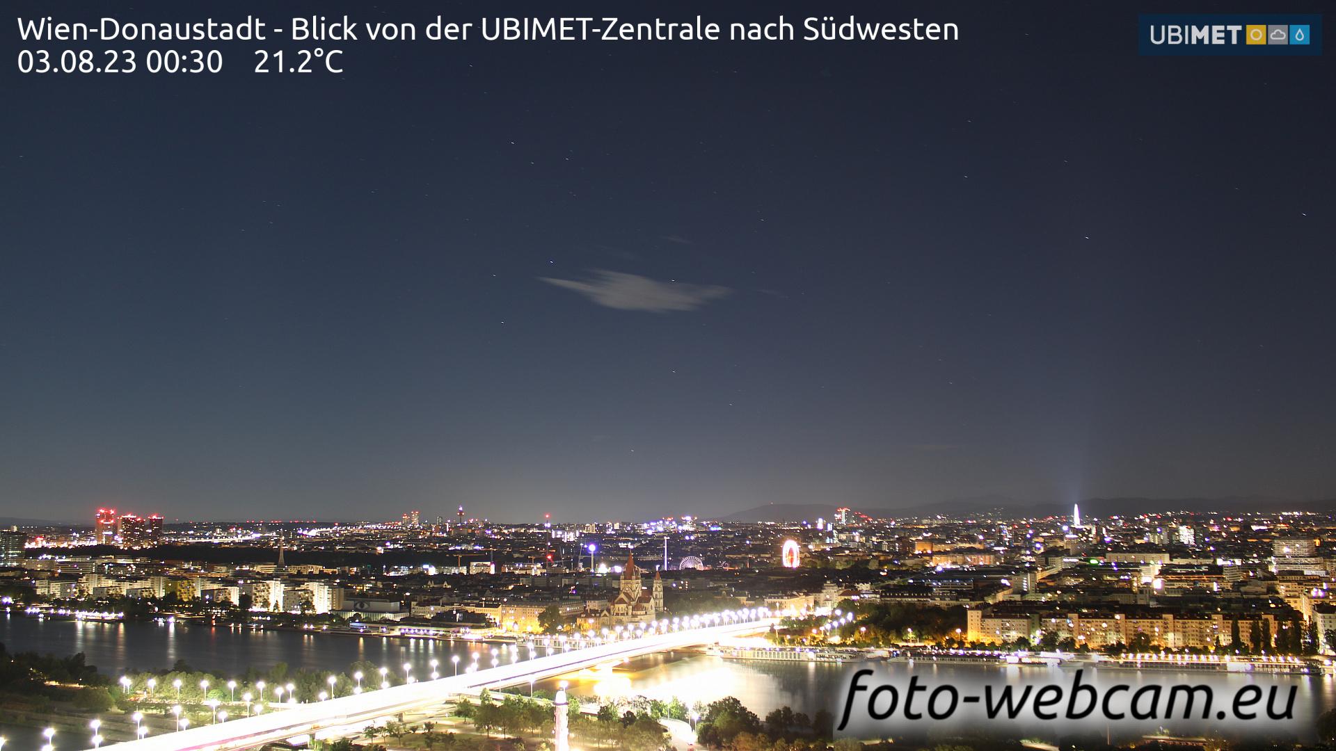 Vienna Fri. 00:45