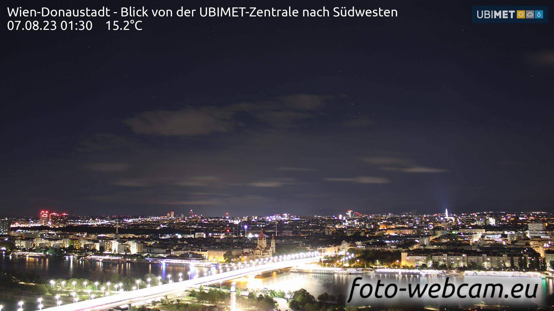 Vienna Fri. 01:45