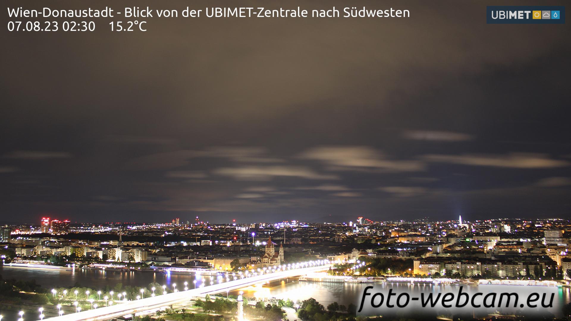 Vienna Fri. 02:45