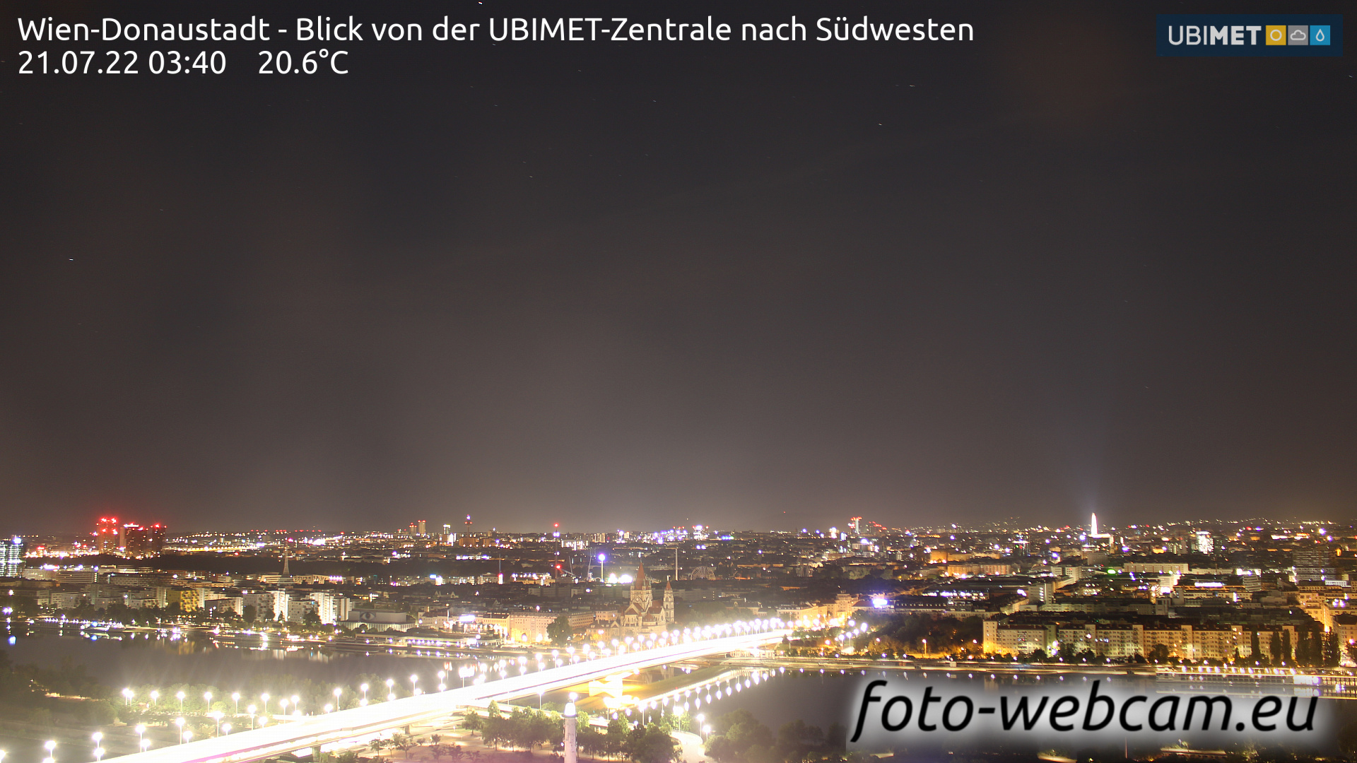 Vienna Fri. 03:45