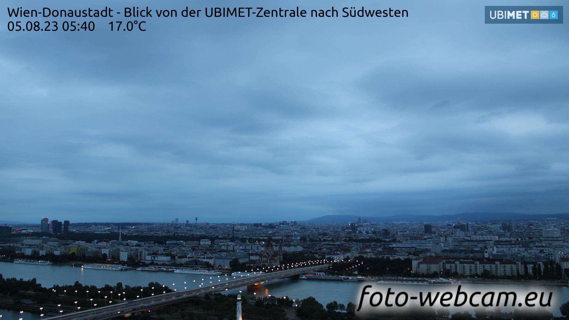 Vienna Fri. 05:45