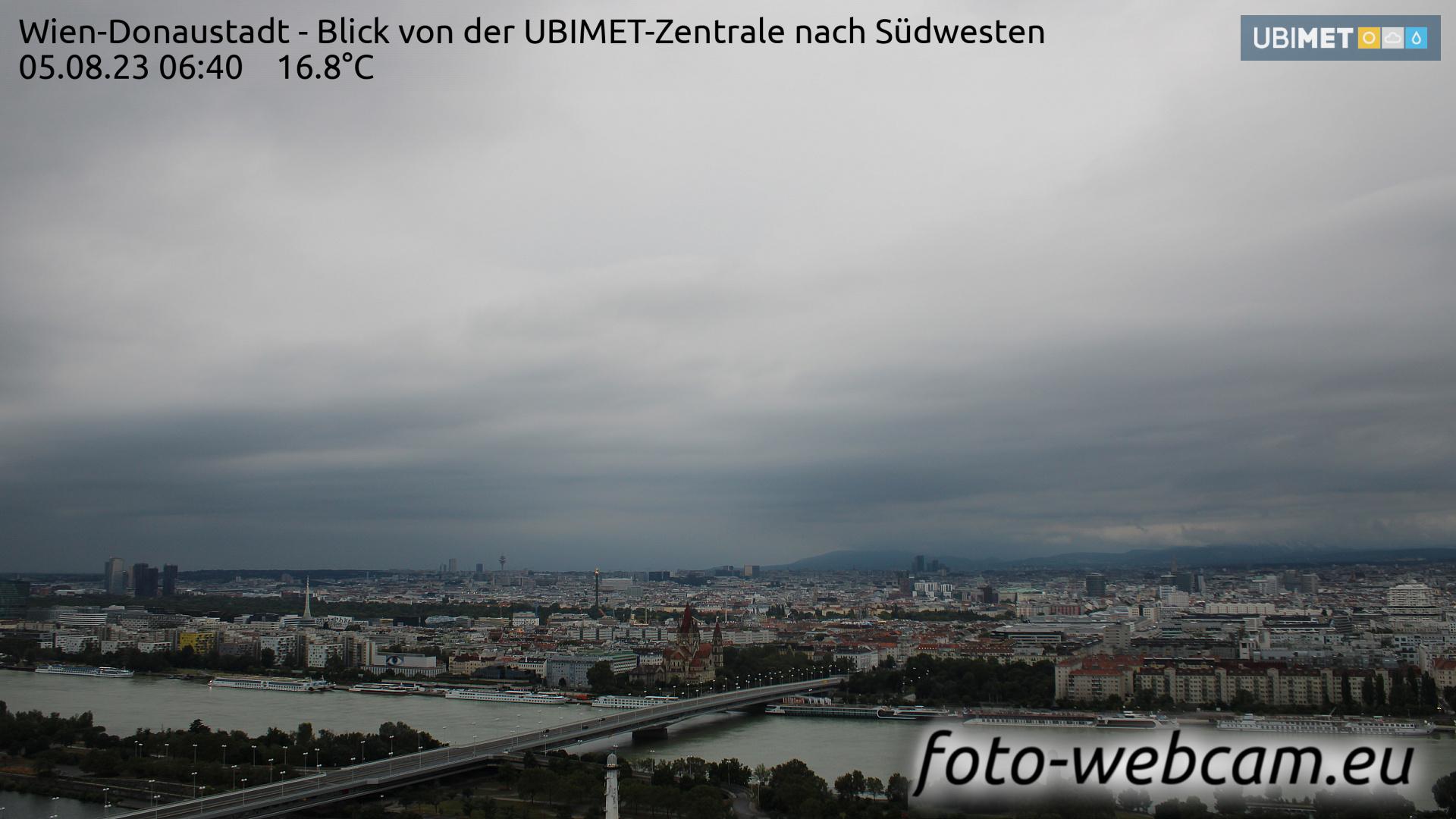 Vienna Fri. 06:45
