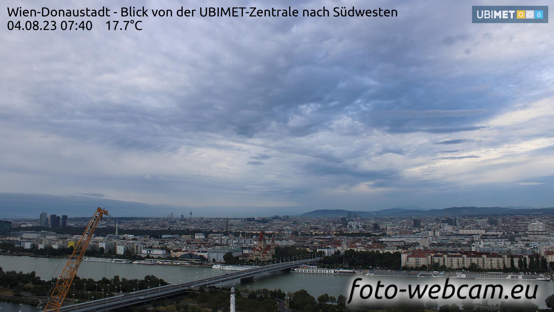 Vienna Fri. 07:45