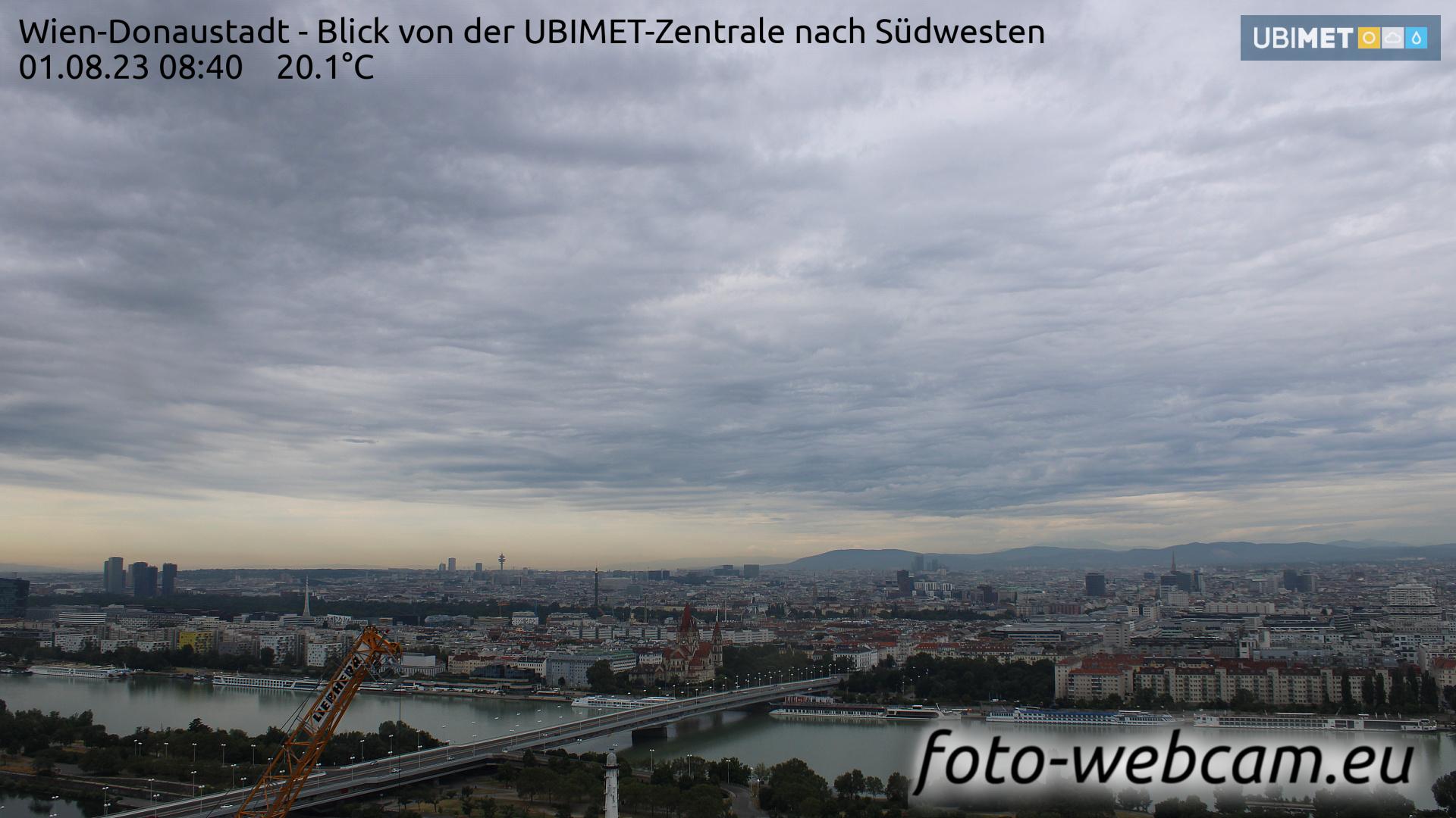 Vienna Wed. 08:46