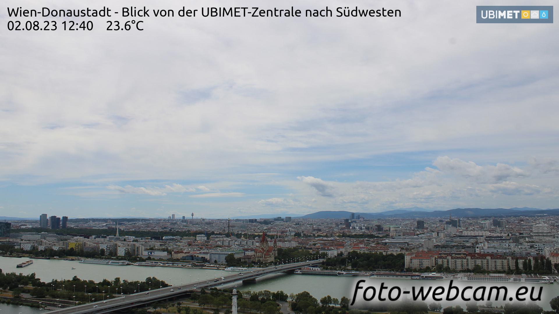 Vienna Tue. 12:46