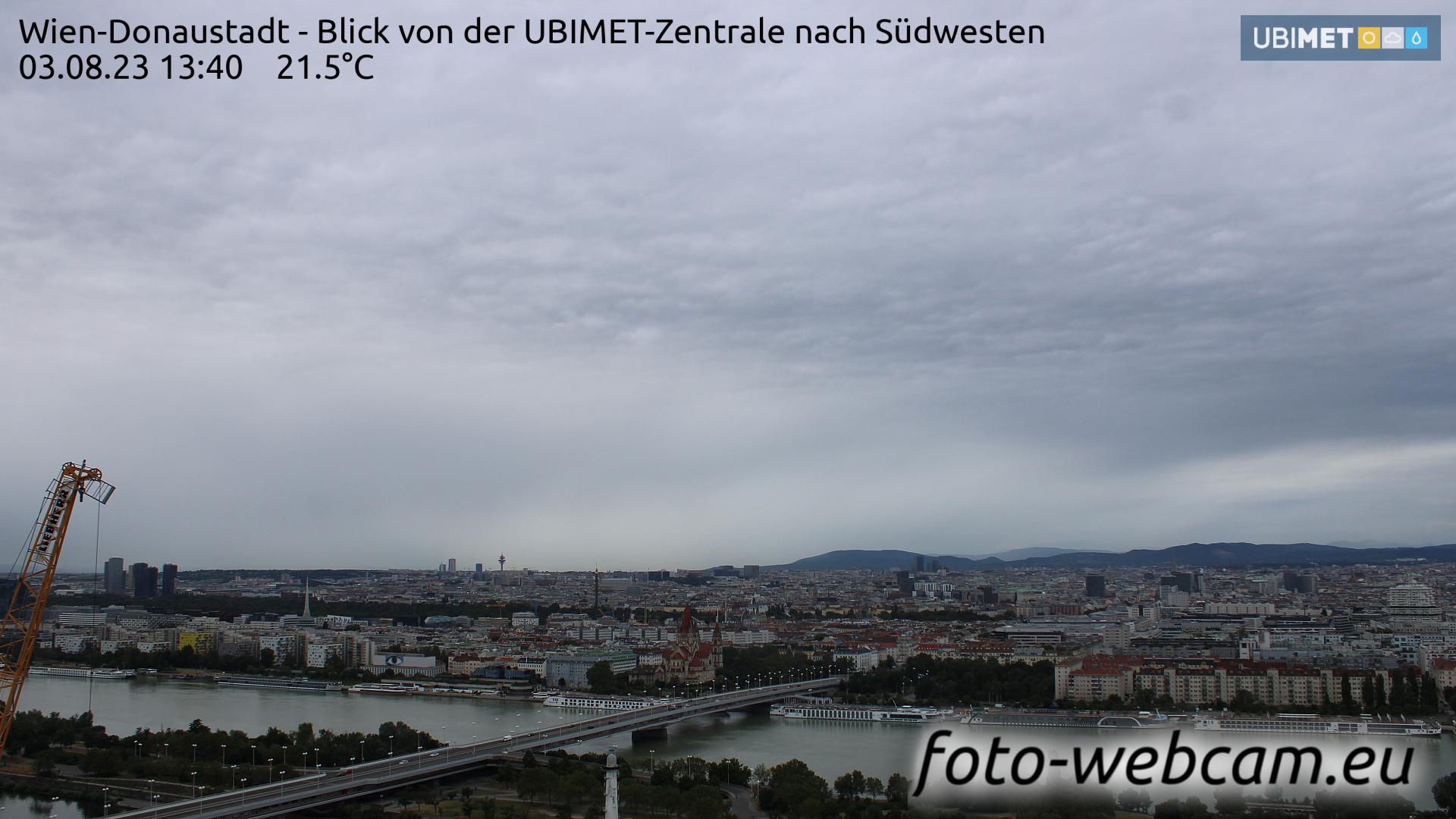 Vienna Tue. 13:46