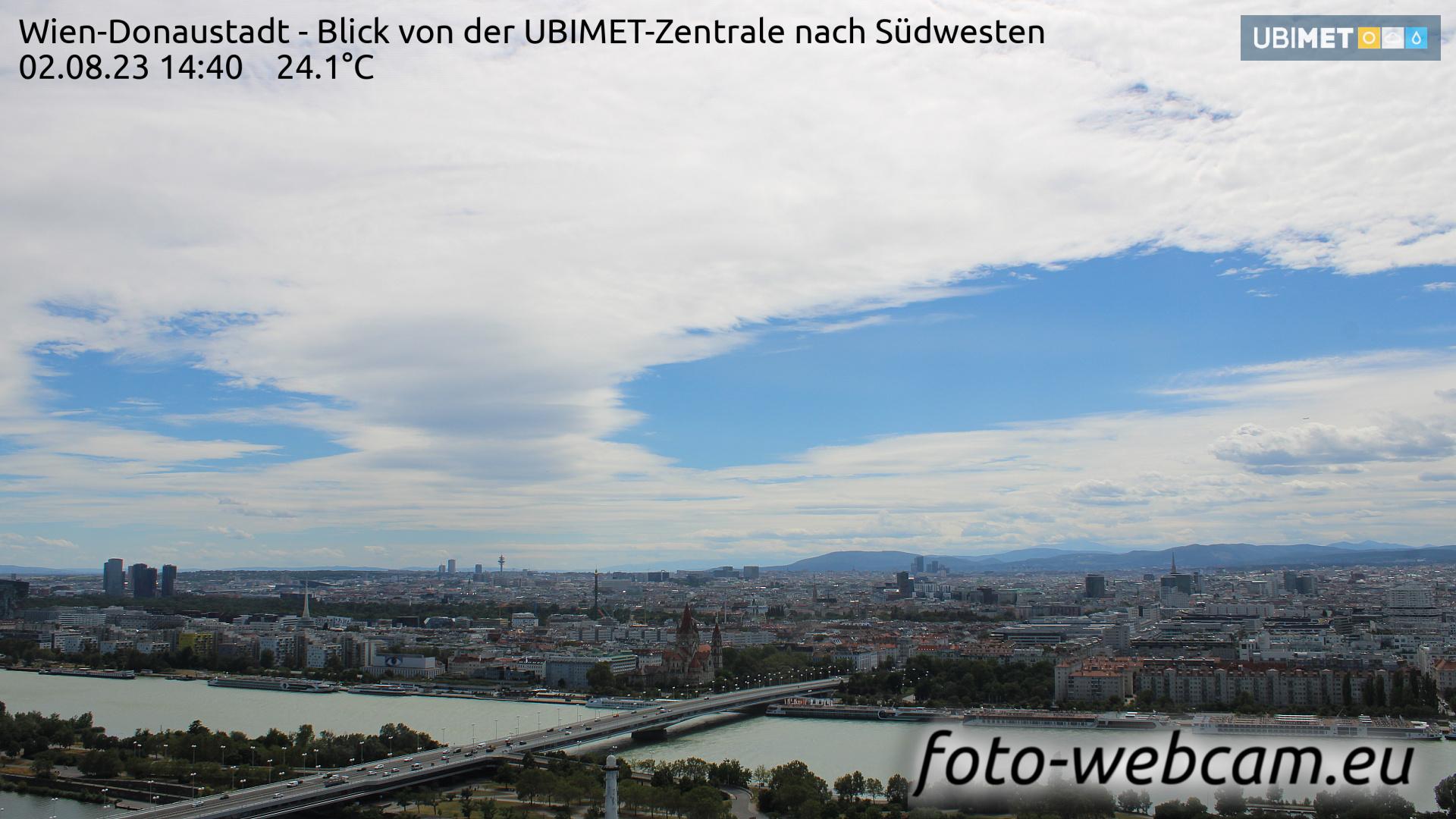 Vienna Tue. 14:46