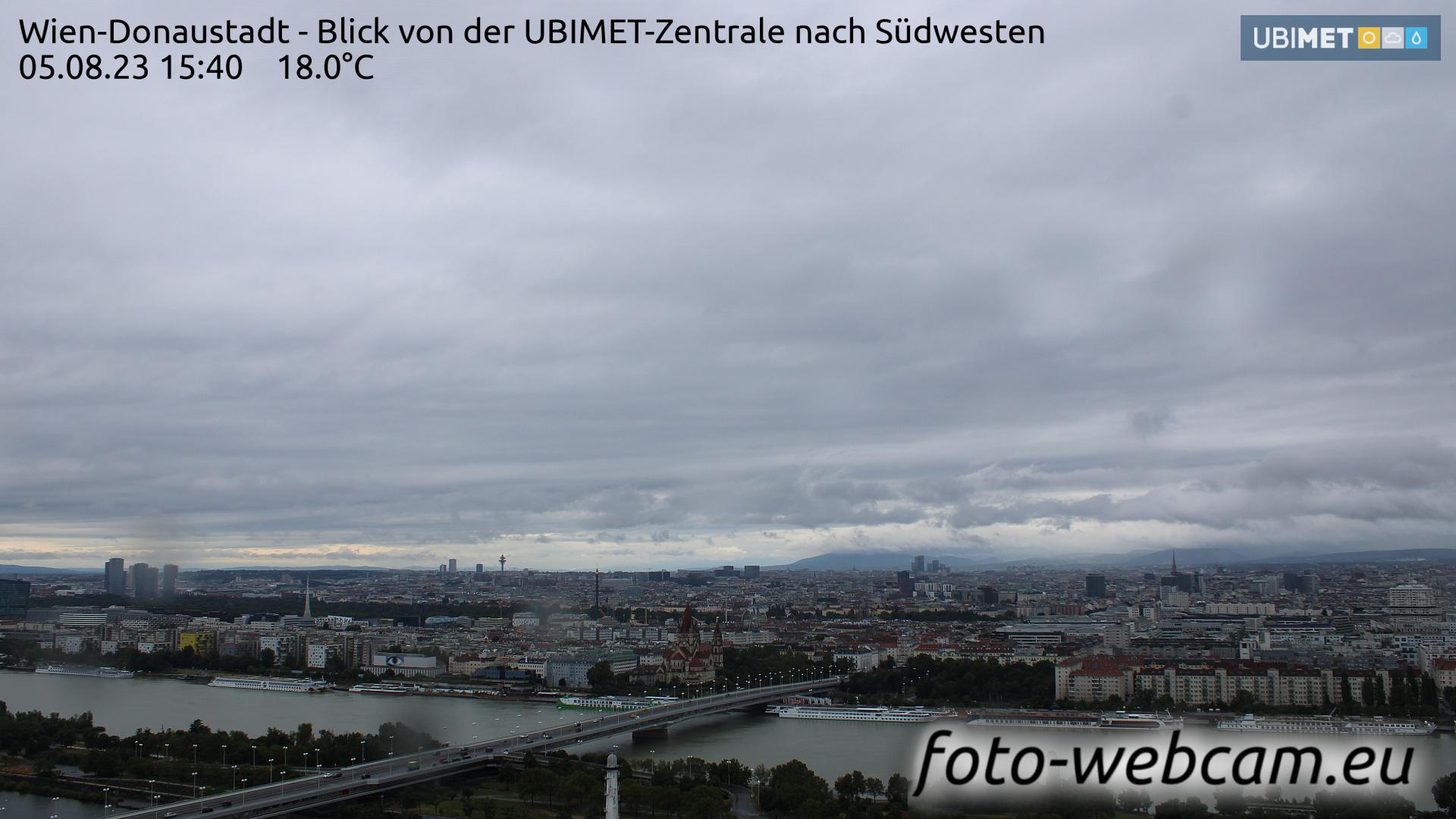 Vienna Tue. 15:46