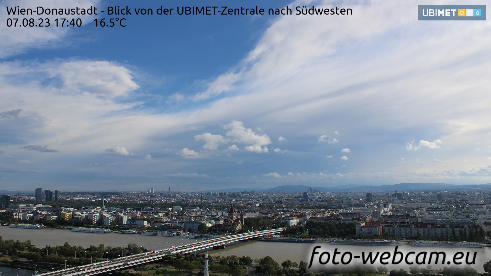 Vienna Tue. 17:46