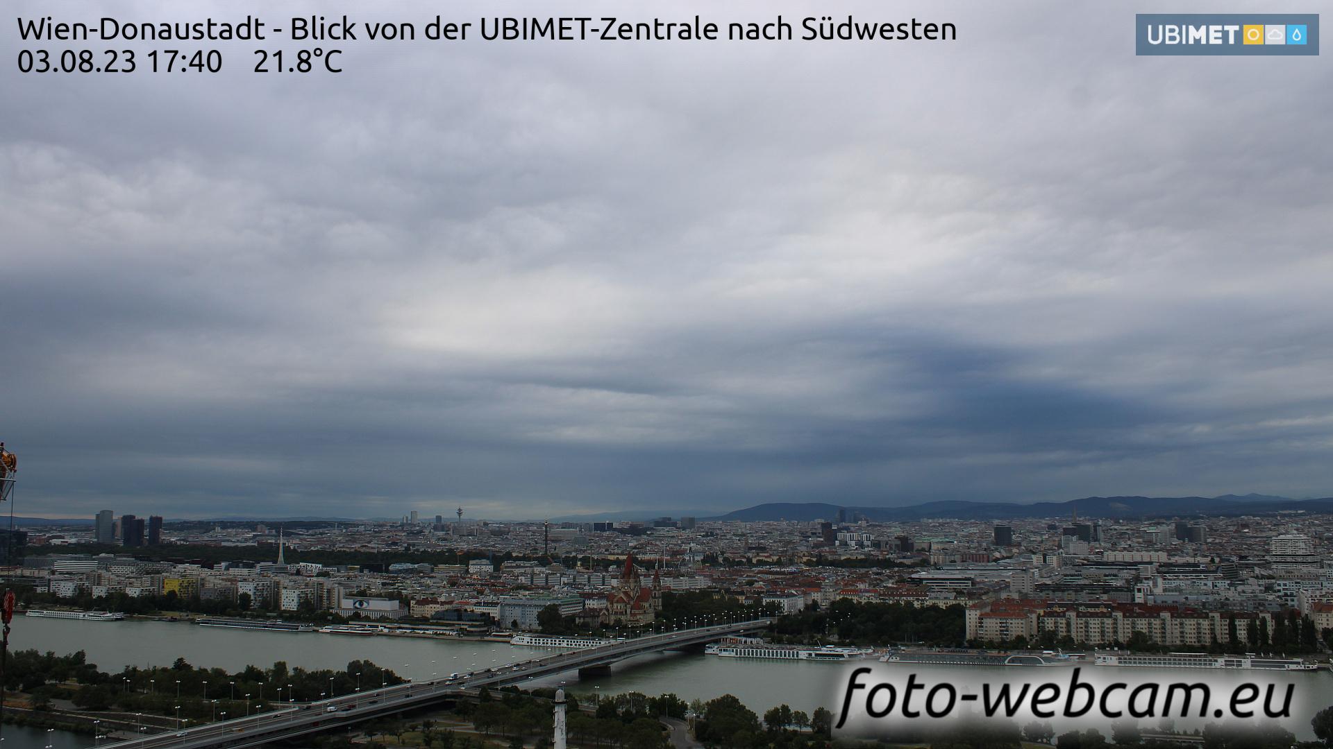 Vienna Thu. 17:45