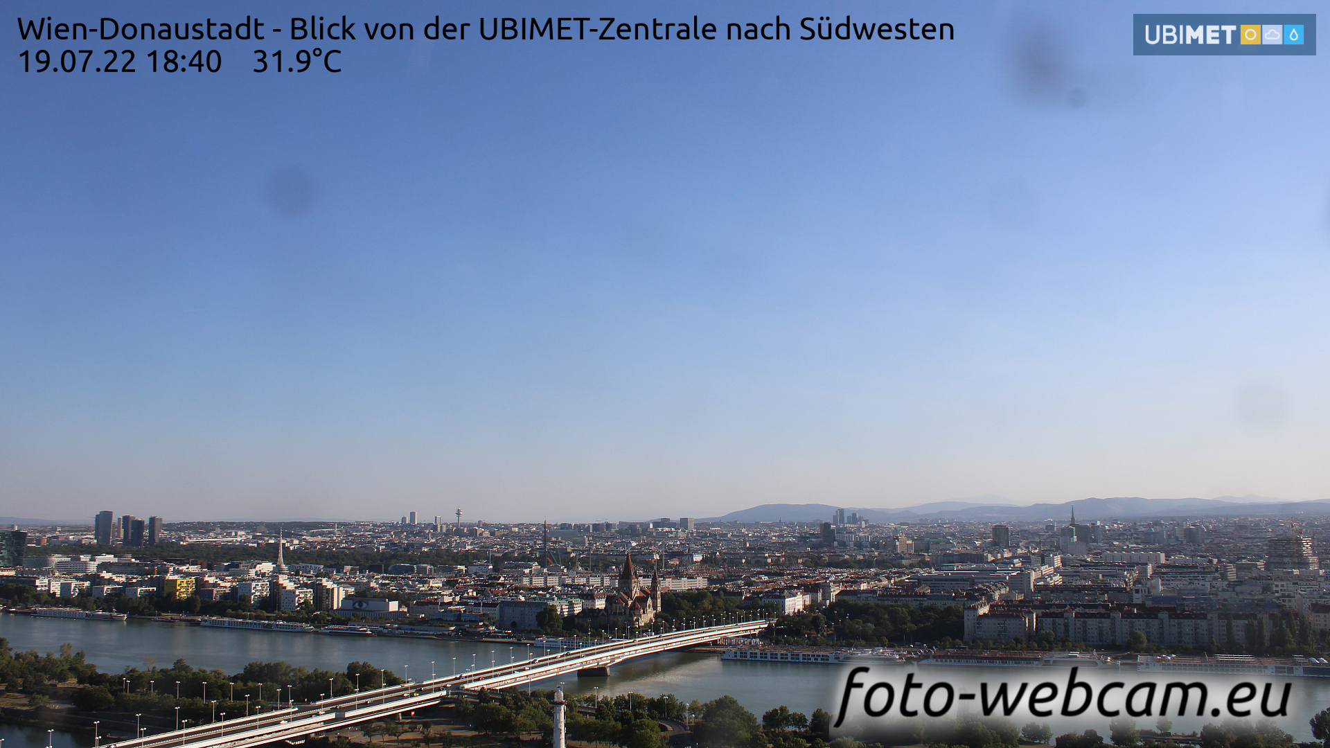 Vienna Sun. 18:46