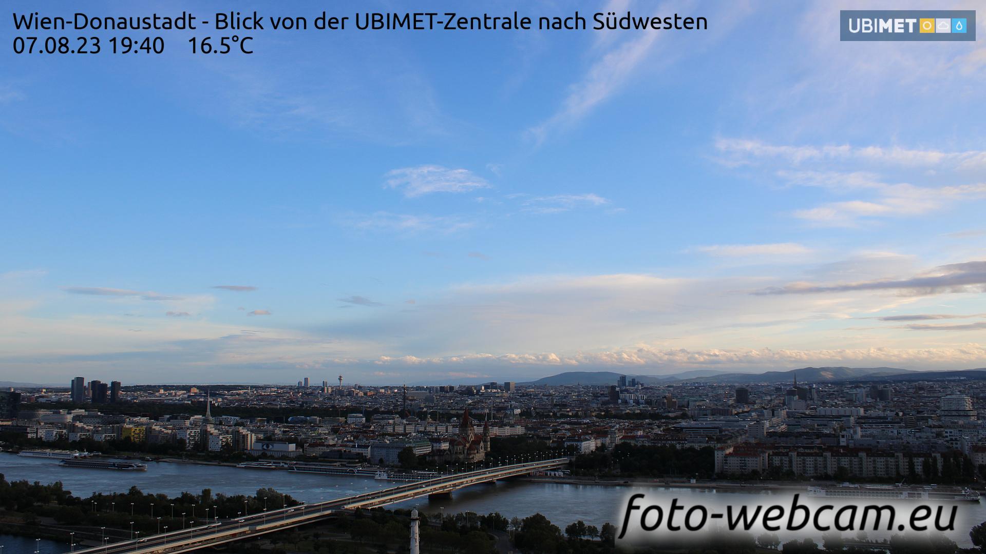 Vienna Tue. 19:46