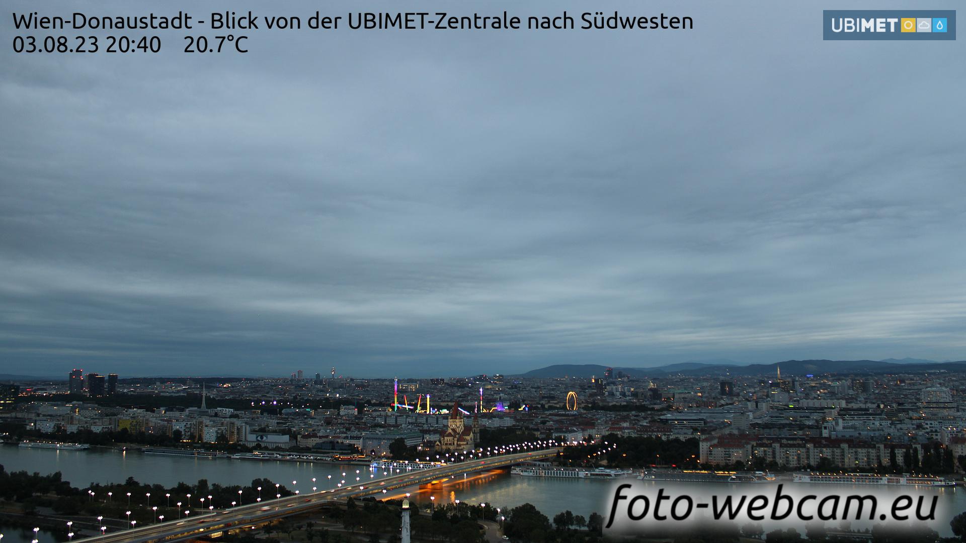 Vienna Tue. 20:46