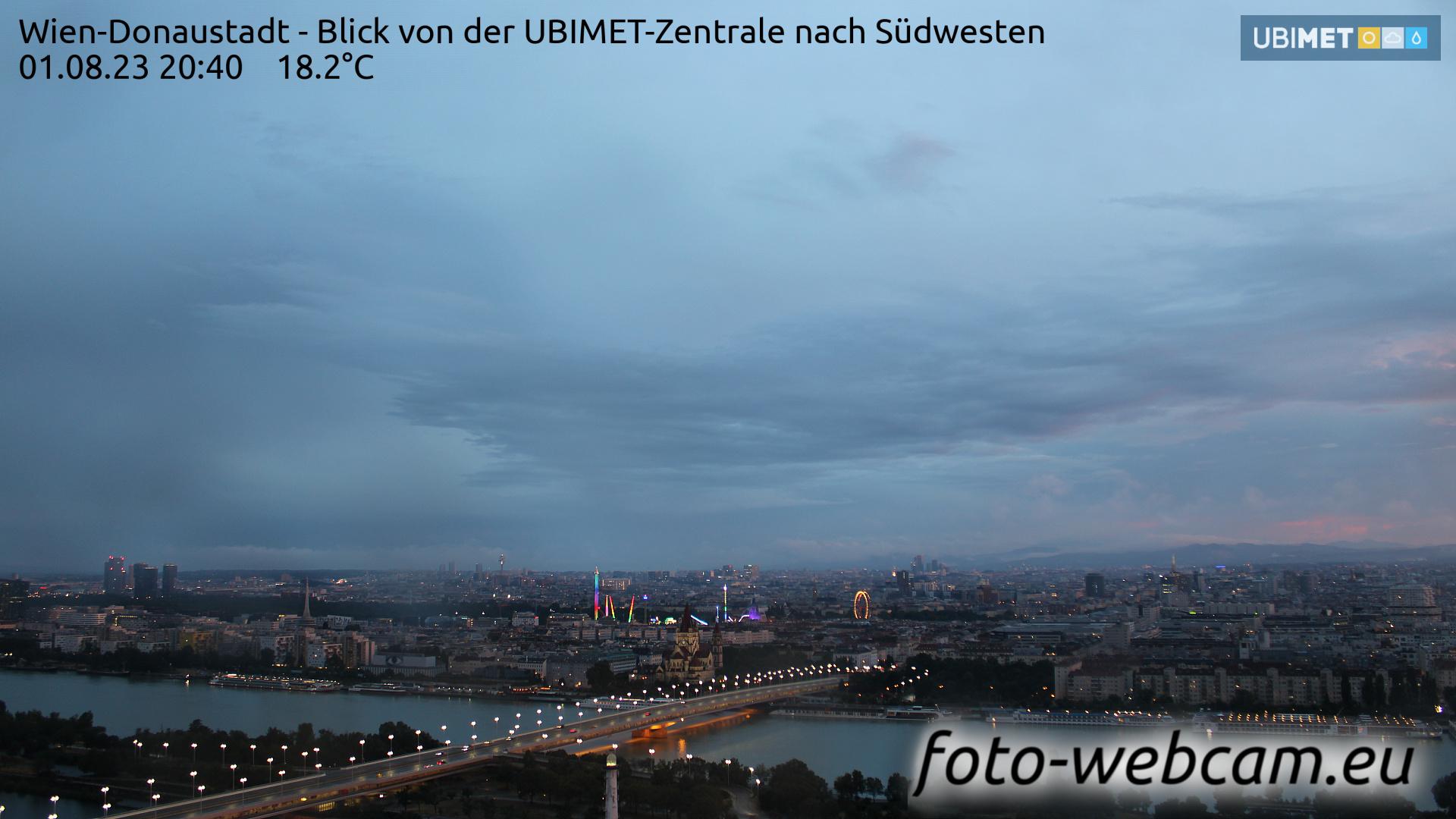Vienna Thu. 20:45