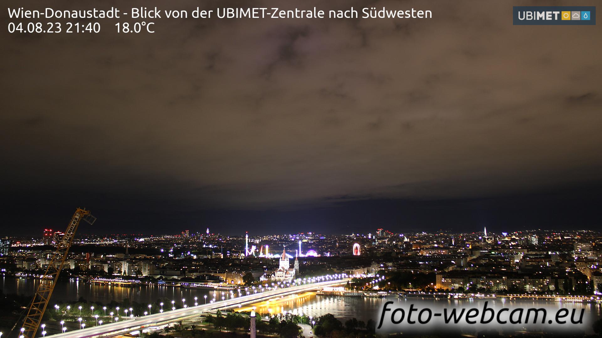 Vienna Sun. 21:46