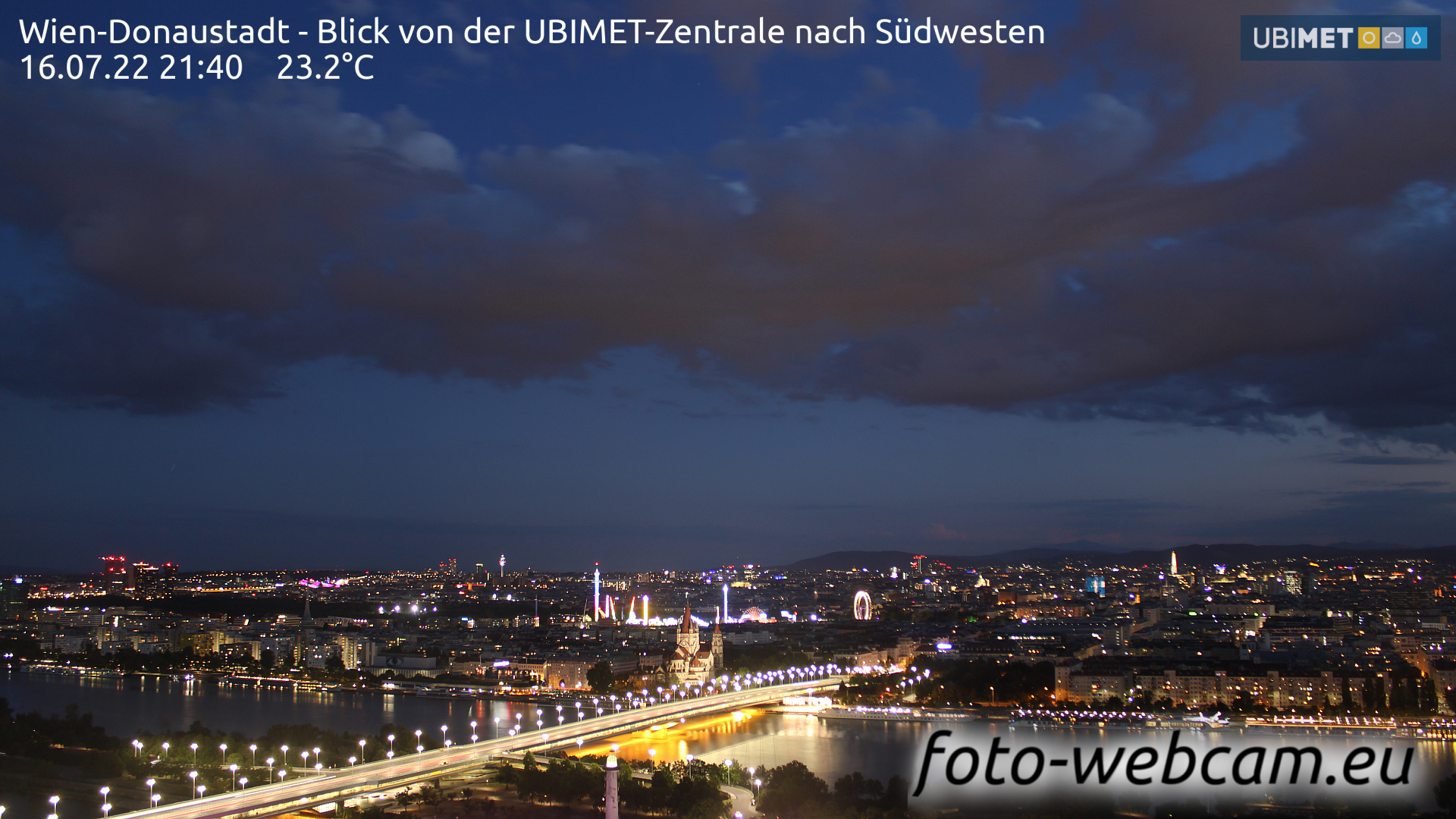 Vienna Thu. 21:45