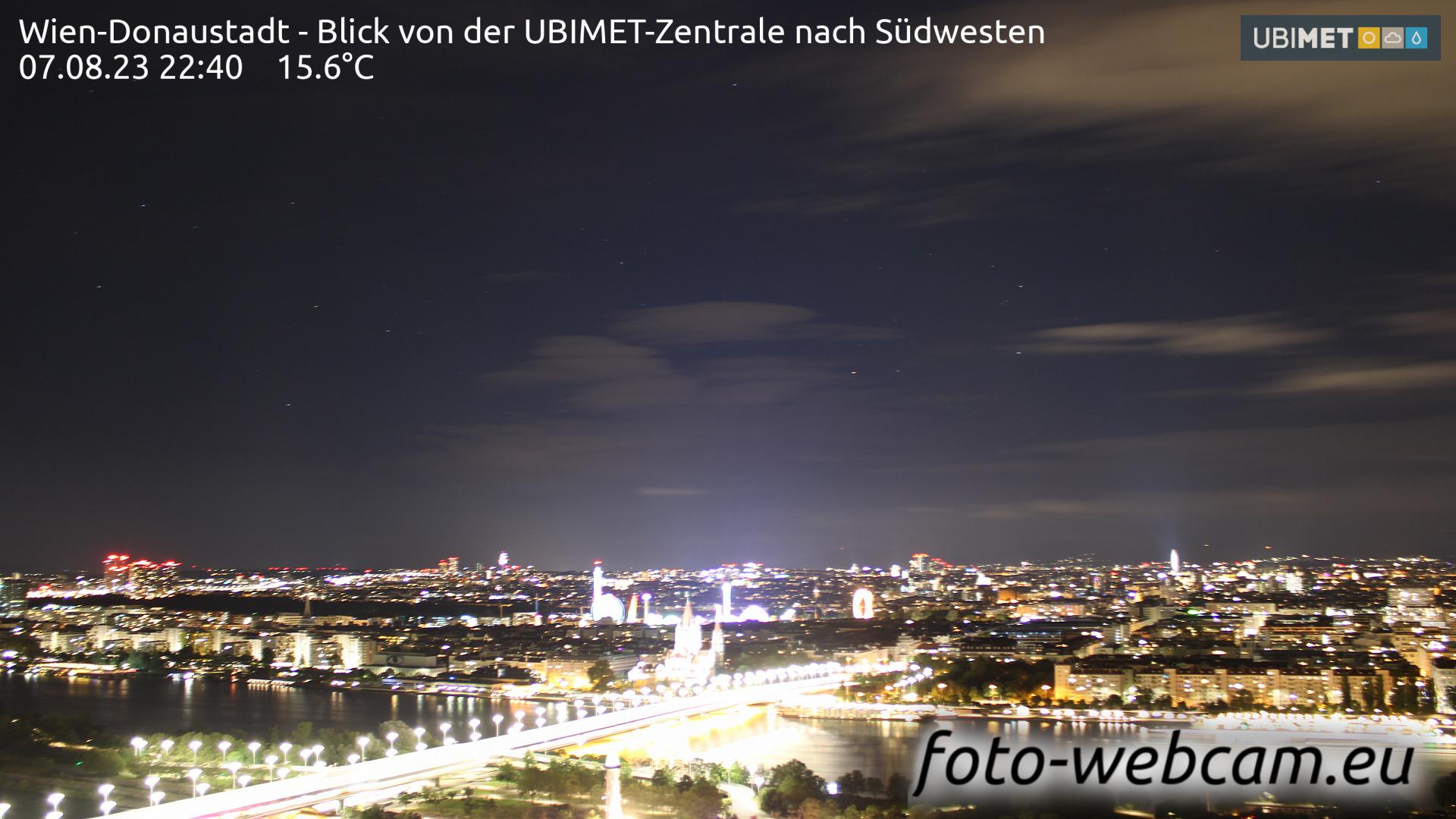 Vienna Tue. 22:46