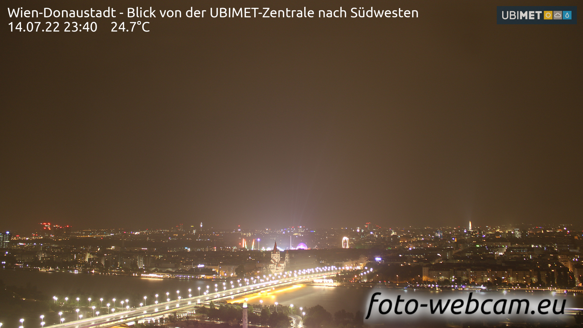 Vienna Sun. 23:46
