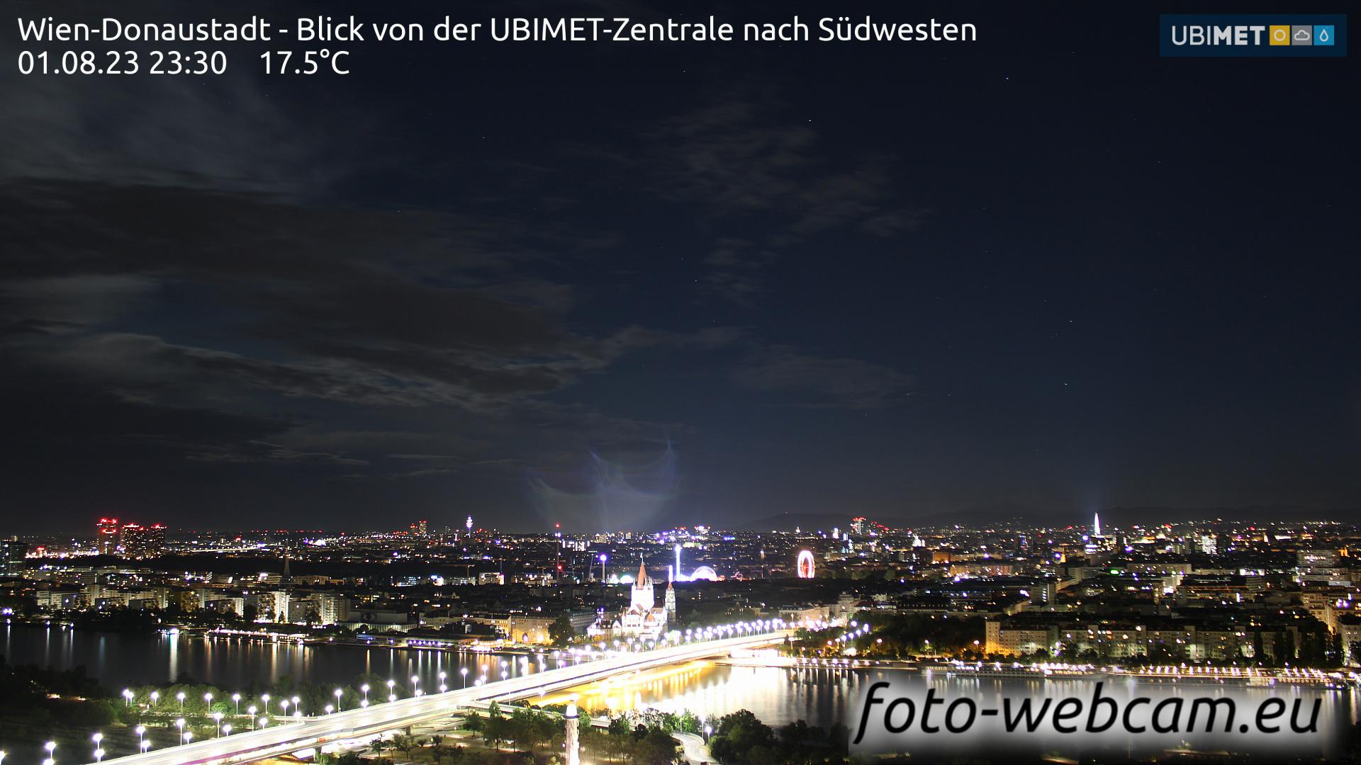 Vienna Thu. 23:45