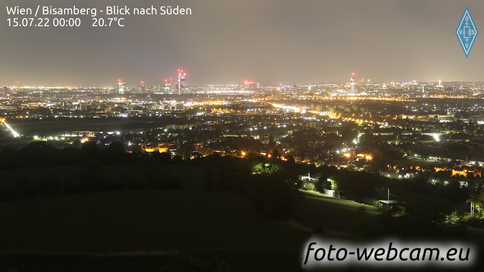Vienna Sun. 00:14