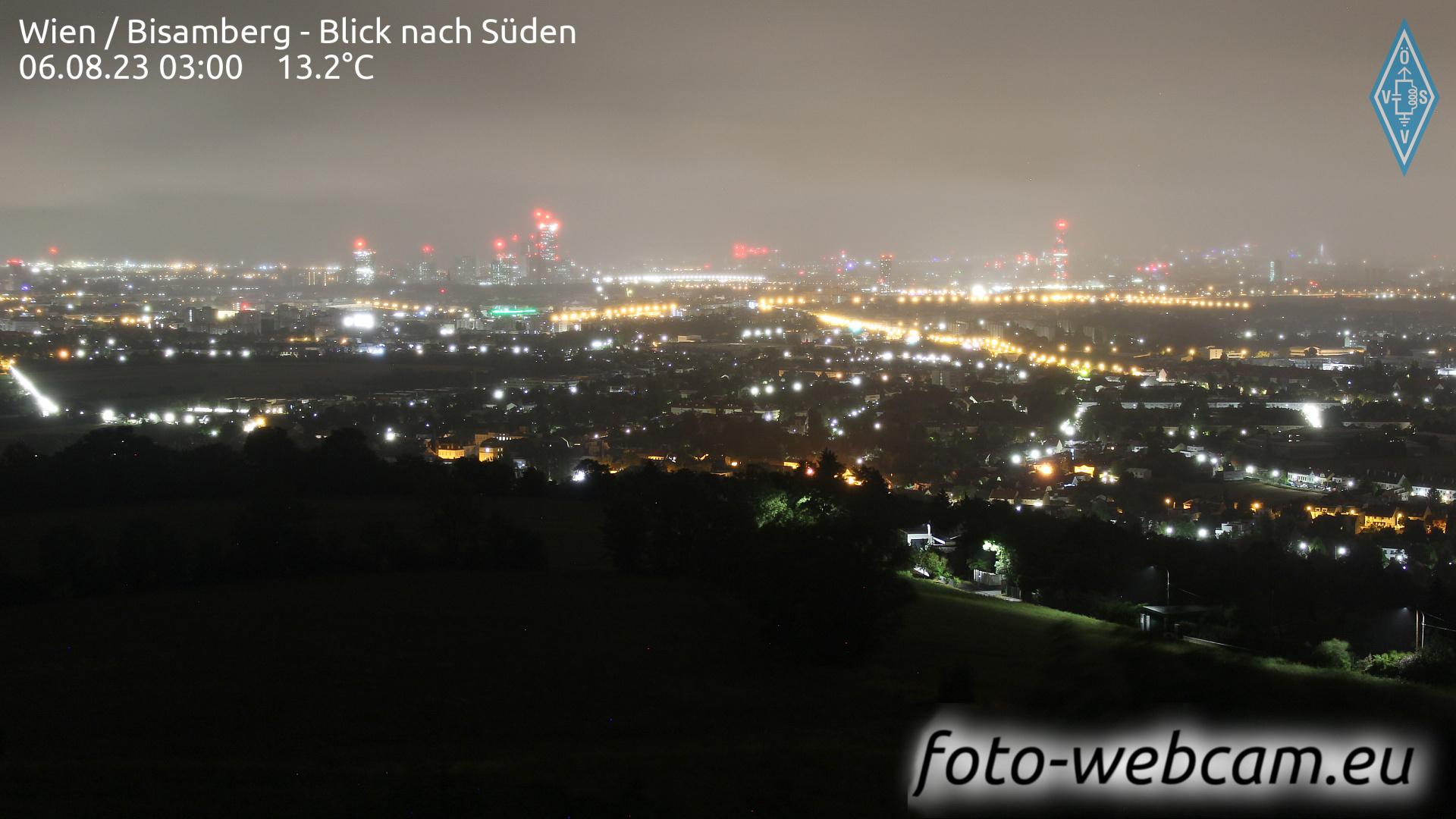 Vienna Sun. 03:14