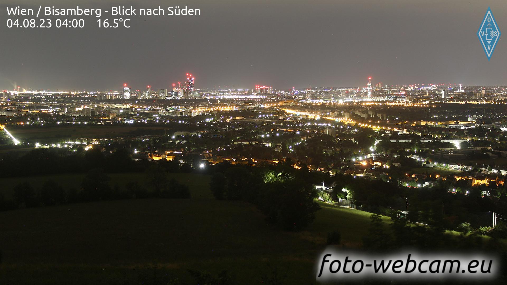 Vienna Sun. 04:14