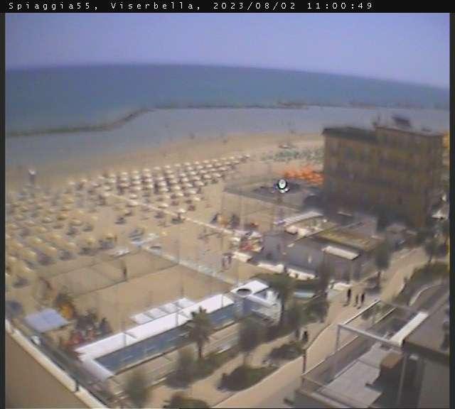 Live webcam viserbella di rimini bagno 55 - Bagno 28 rimini ...
